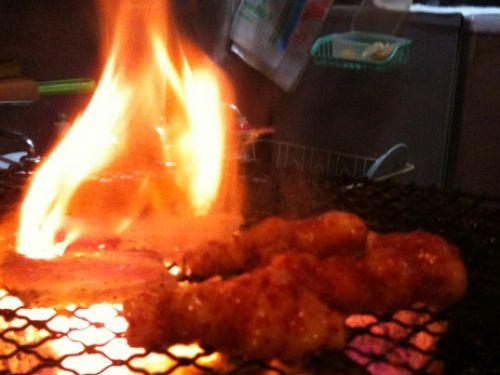 炭火焼き肉 ポランの広場@雑色
